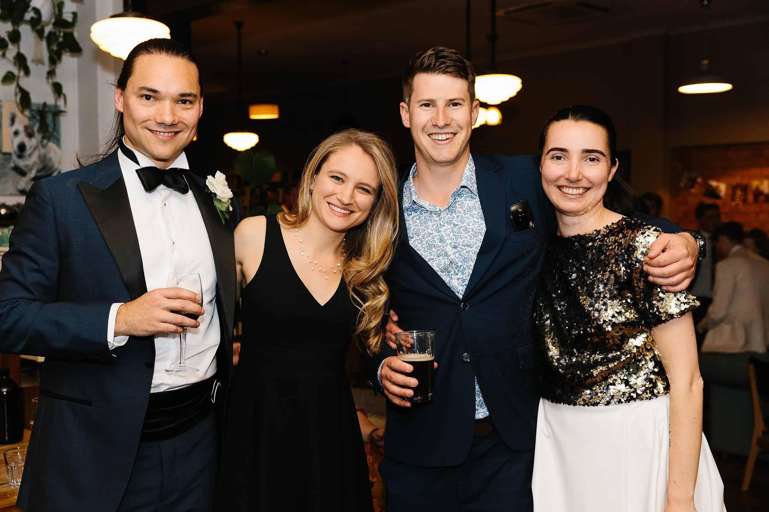 Modern Jewish Wedding Canberra
