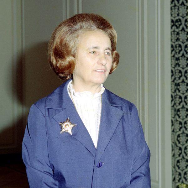 Portretul fostei doamne comuniste