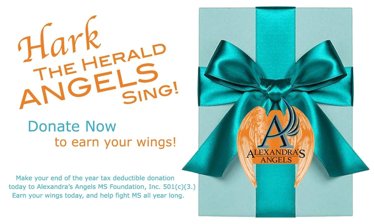 Alexandra's Angels - Christmas Donations