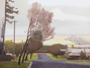 Bathurst landscape Hope St 2013-2018 Rachel Ellis