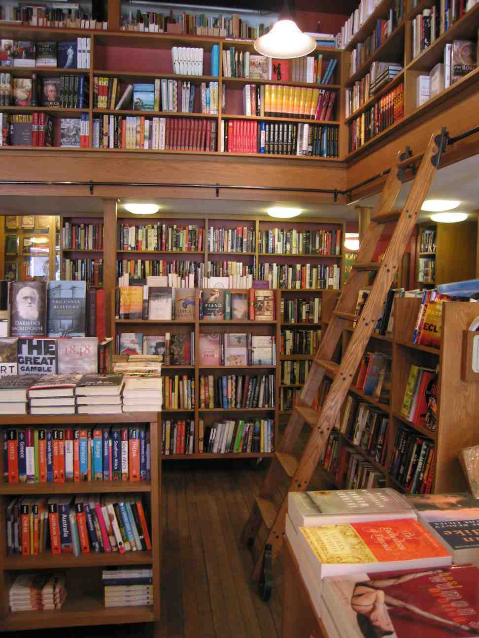 Favorite Independent Bookstores in New York City