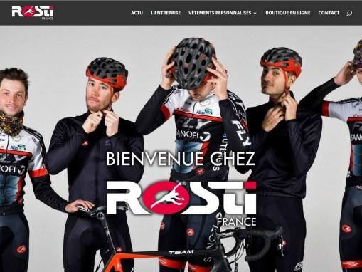 ROSTI France : nouveau site et refonte de la boutique en ligne