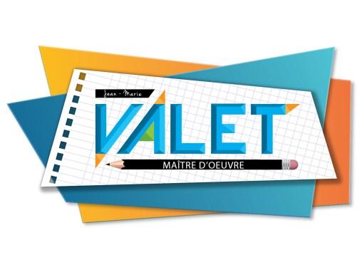 Jean-Marie Valet – Maître d'oeuvre : logo & site web