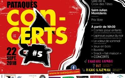 Les Pataquès Concerts  #5