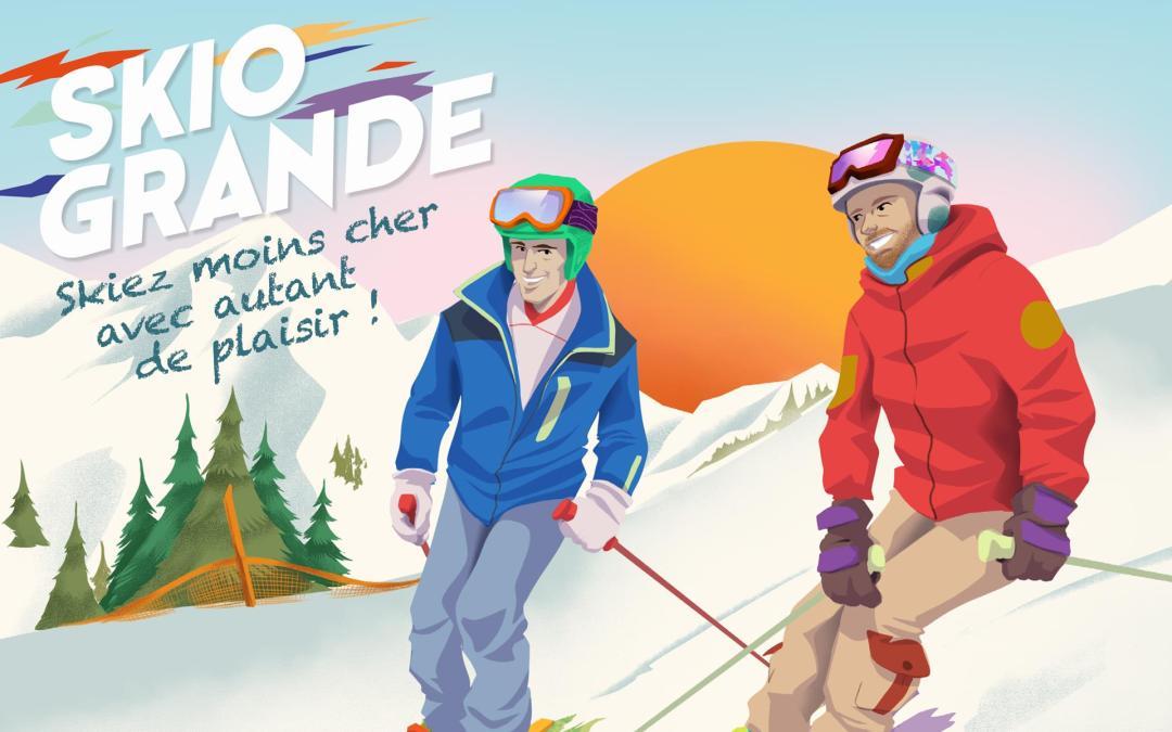skiogrande forfait de ski maurienne alexandre gros AL Savoie