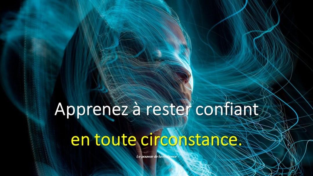 Le pouvoir de la résilience : Comment croître en charisme, sérénité, bonheur et confiance sous l'orage de la vie