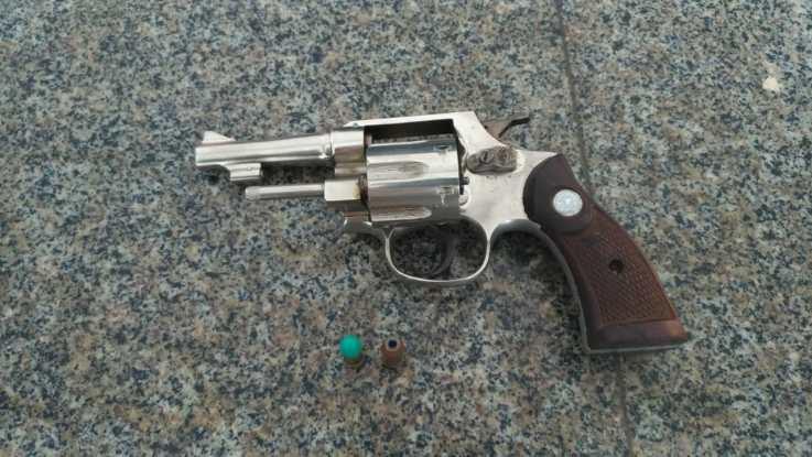 PM prende homem armado no Passo Manso, em Blumenau