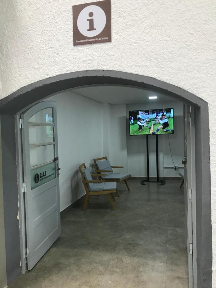 Blumenau ganha uma nova Central de Atendimento ao Turista