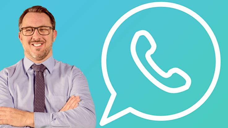 Quer receber as notícias do Portal Alexandre José pelo WhatsApp? Saiba como