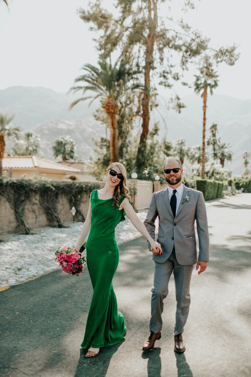 Palm Springs Wedding Photographer | http://alexandriamonette.com/