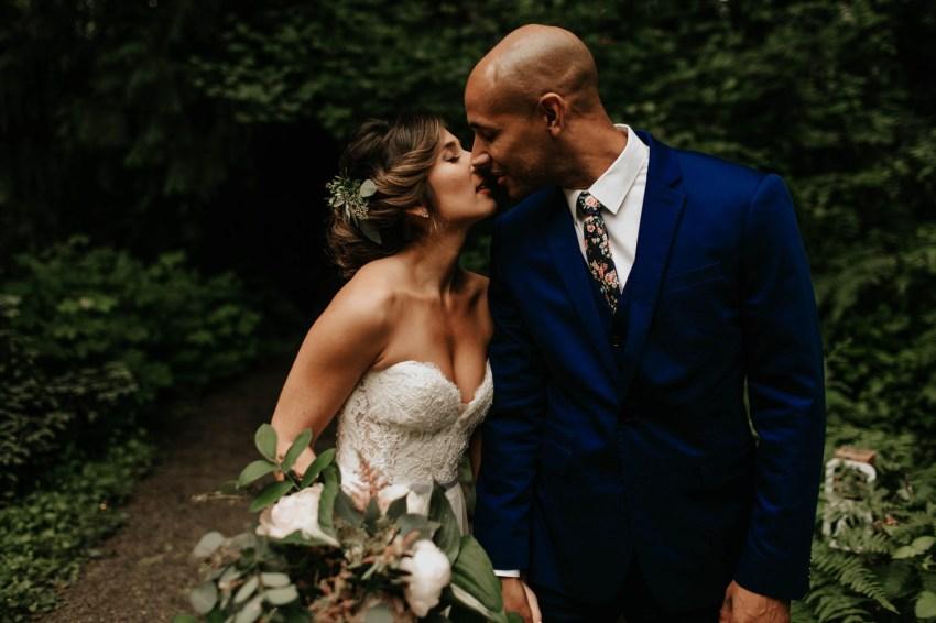 Portland Oregon Wedding Photographer | http://alexandriamonette.com