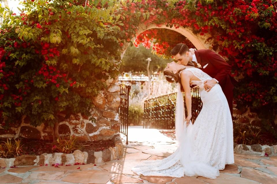 Leo Carrillo Ranch Wedding Reception