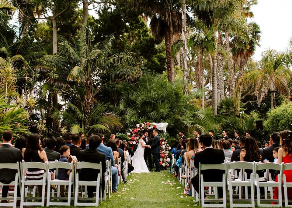 Paradise Point Wedding San Diego