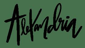 alexandria blog header