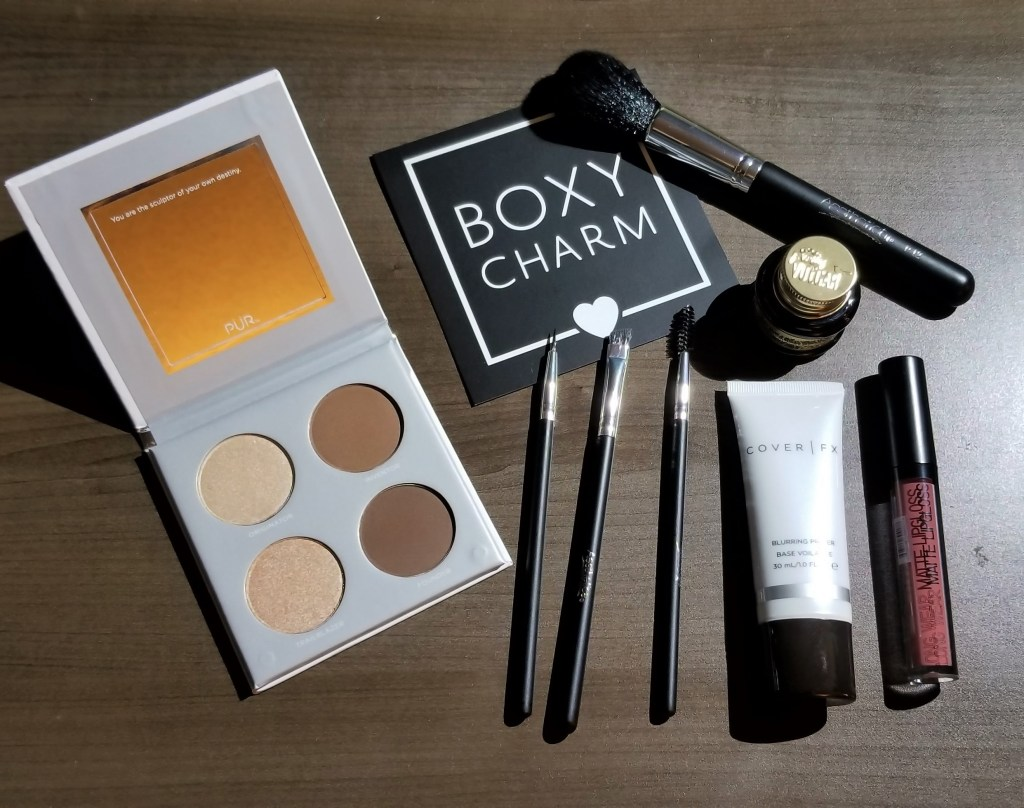 May Boxycharm 2018