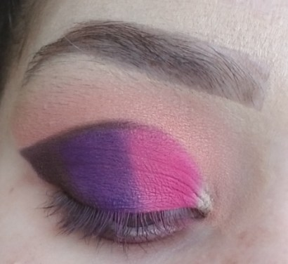 Riviera Matte Makeup Look