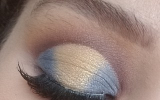 Set Sail Halo Makeup Picture Tutorial