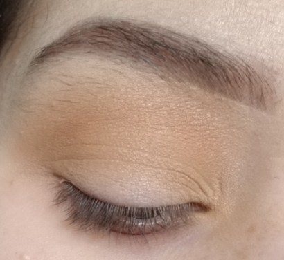 Simple Brown Tones Makeup Picture Tutorial