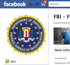 FBI Announces Plans to Monitor Social Media