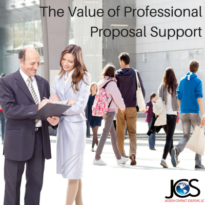 The Value of Professional Proposal Support - Jackson Contract Solutions, LLC