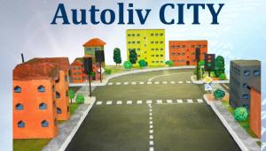 Autoliv City – first autonomously driven car competition