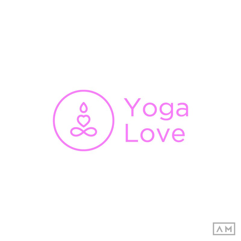Yoga-Love-Logo-Design