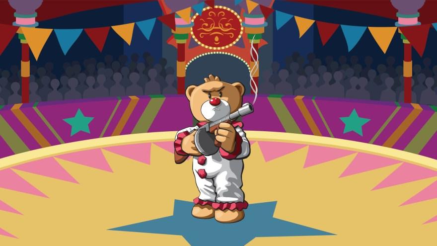 Bad Taste Bears - Circus