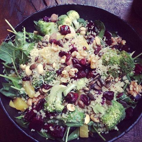 Superfood Salad #superfood #superfoodsalad