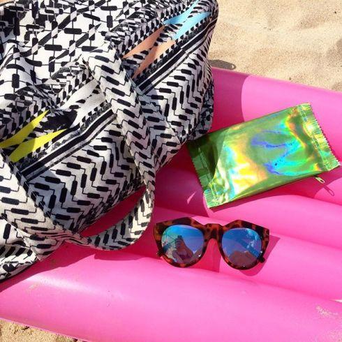 Summer Essentials #lalaberlin #lespecs #margiela