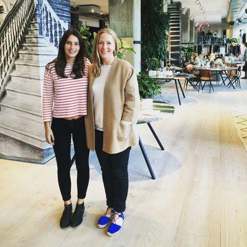 Jetzt auf @journelles: Mein Interview mit @deliciouslyella, wie man glücklich is(s)t! #journelles #deliciouslyella #vegan #thestoreberlin