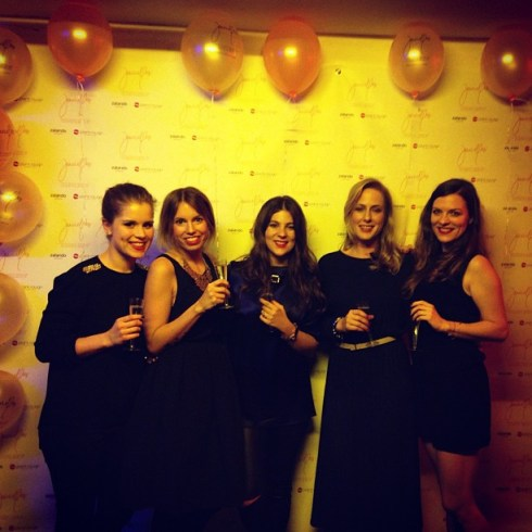 team_journelles_launch_party