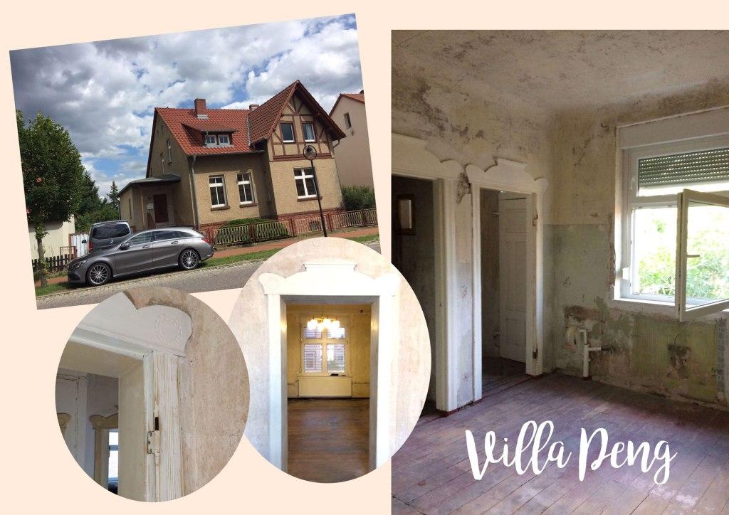 Villa Peng: Update von der Baustelle