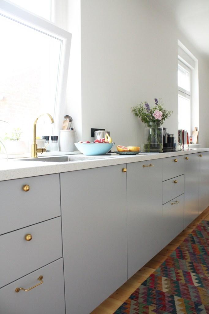 Küchenzeile ikea  Update von der Baustelle VI: Unsere neue Ikea Küche | Anzeige