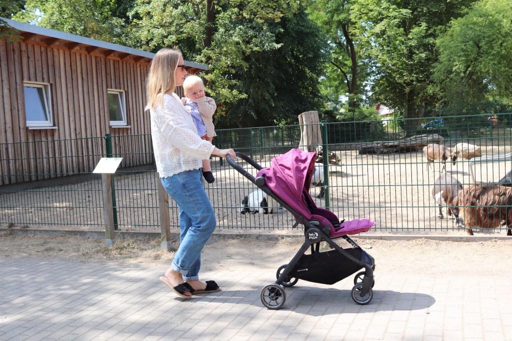 Unser Familienausflug in den Tierpark Zabakuck | Anzeige