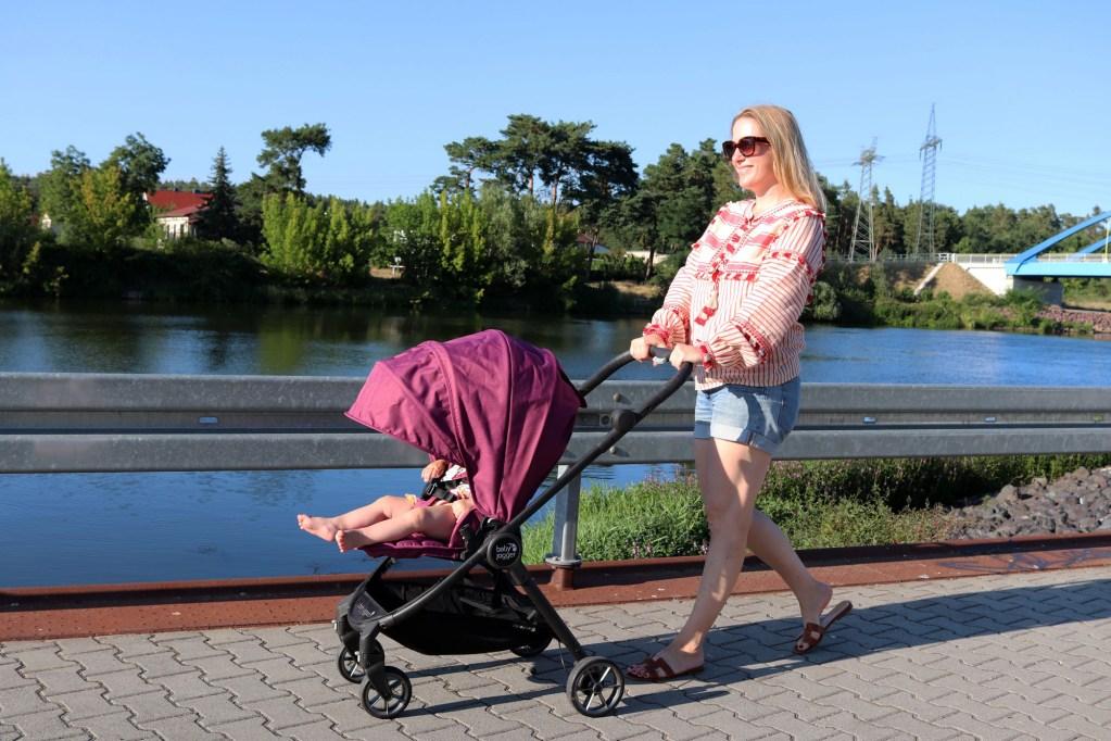 Im Test: Baby Jogger City Tour Lux Kinderwagen |Anzeige