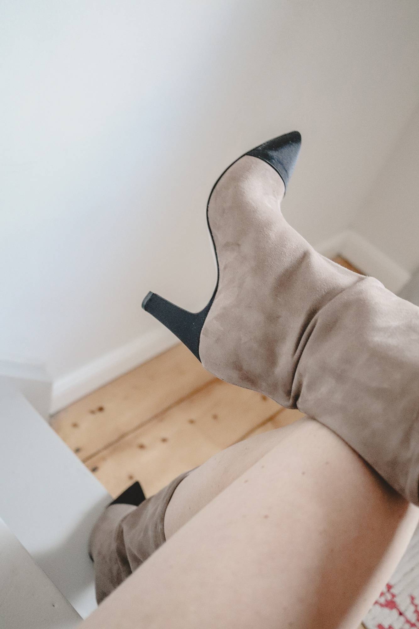 Verliebt in: Two Tone Boots | Anzeige, enthält Affiliate Links