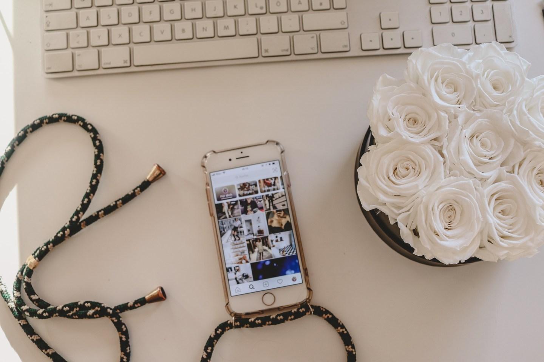 Kolumne: Ich hab's auch –die Instagram-Blockade