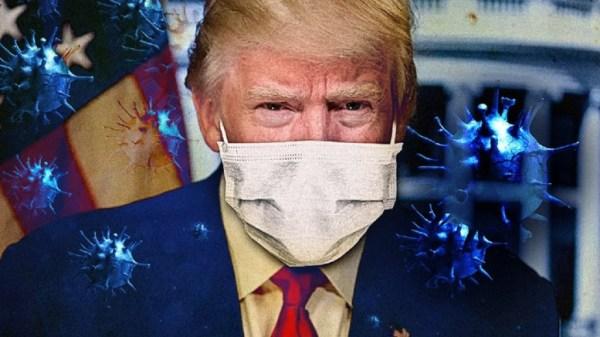 CU3 trump mask