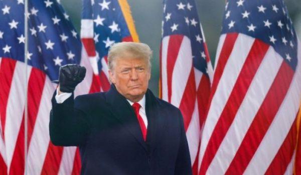 EC trump fist