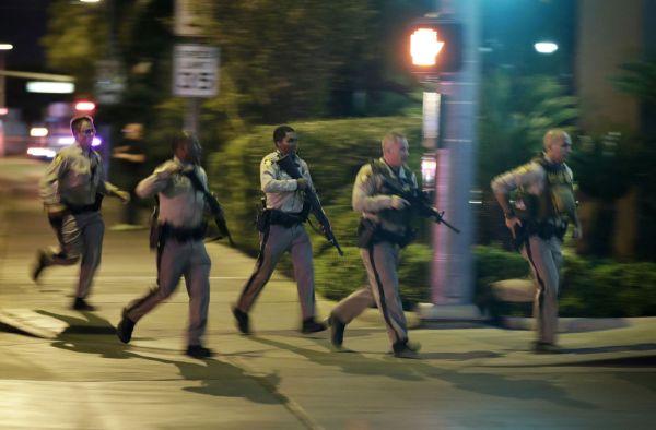 LV police respond