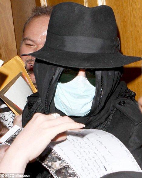 MJ mask