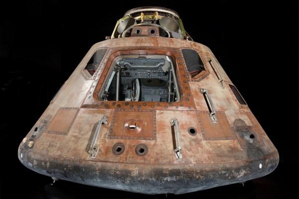 """Apollo 11 Command Module """"Columbia"""" (A19700102000)"""
