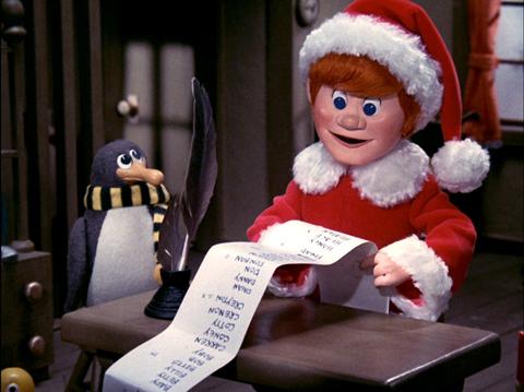S rooney santa list