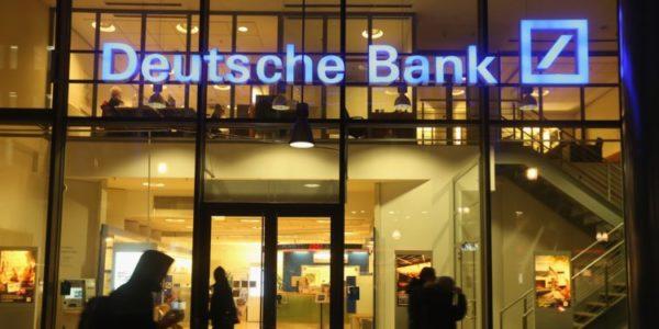 TRS deutche bank