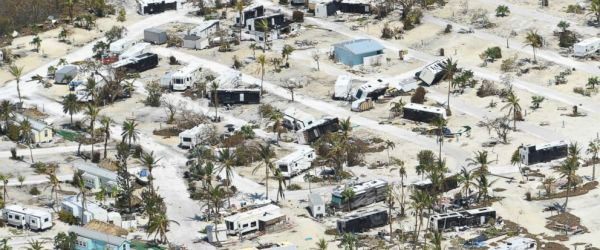 irma keys mobile homes