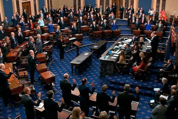 lev senators sworn