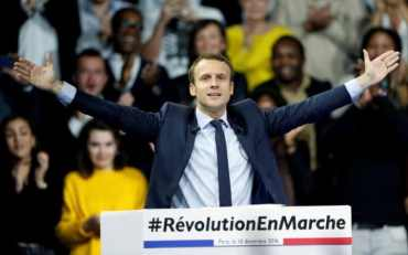 President Macron, France - Astrology