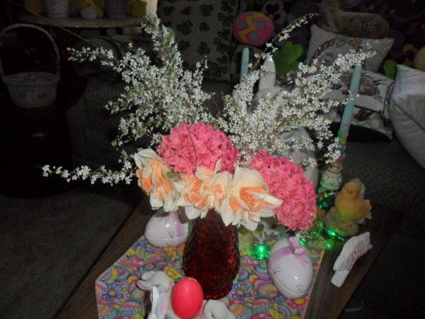 rain bouquet