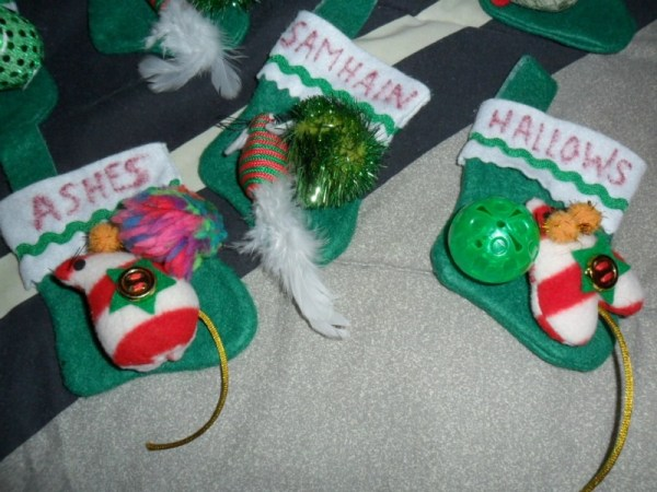 santy claws gifts