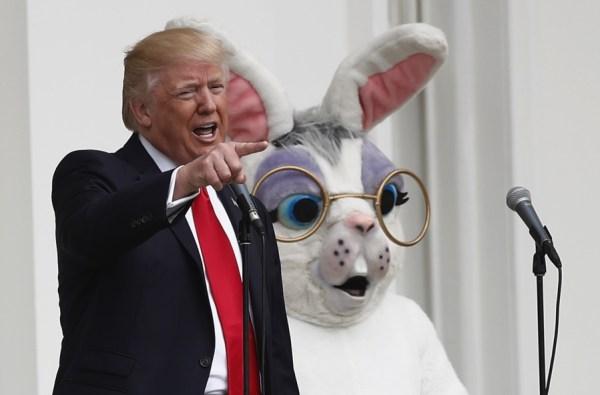 trump easter bunny2